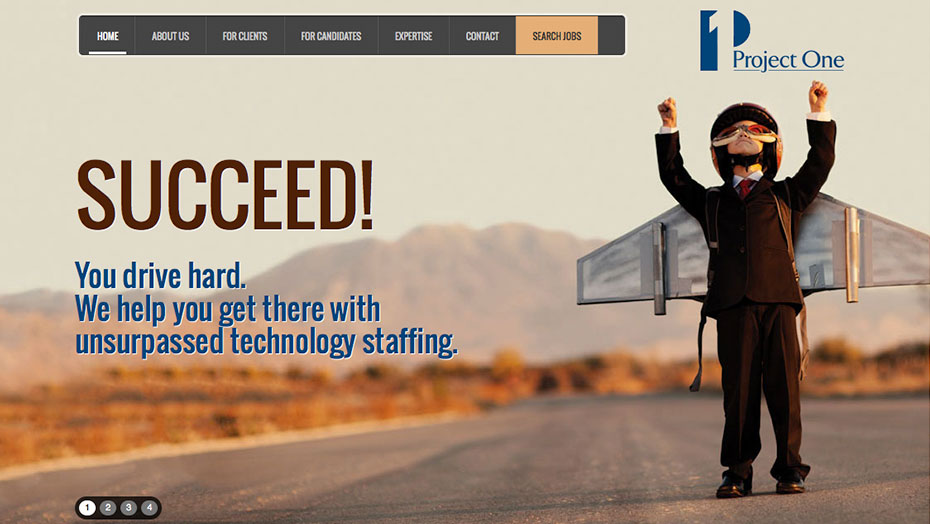 Project One, IT Staffing