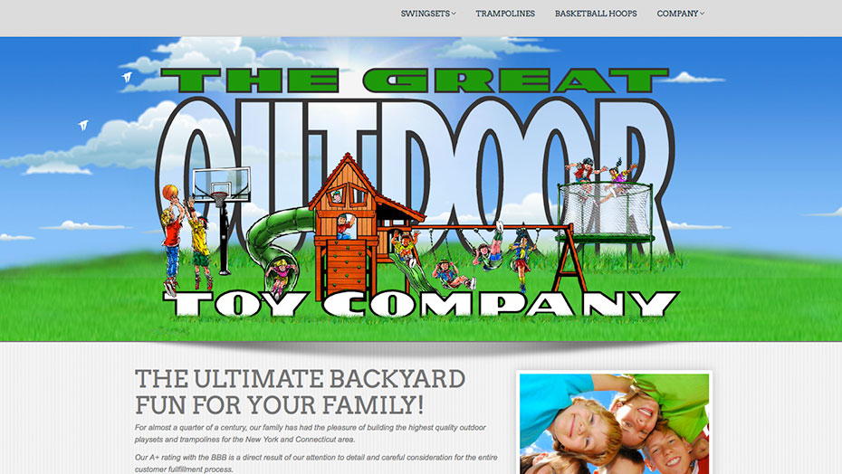 The Great Outdoor Toy Company